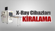 X Ray Cihazları Kiralama